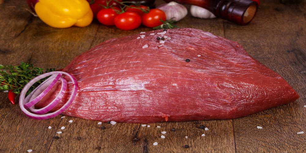 Rinderbraten oder Gulasch  bis Samstag nur 9,99 Euro/kg